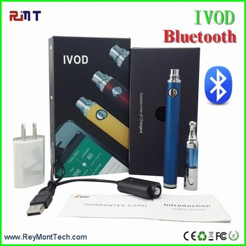 Vape Starter Kits Wholesale Vaporizer Pen Ivod Bluetooth 900 1300mah  Vaporizer Pen - Buy Vape Starter Kits Wholesale Vaporizer Pen Ivod  Bluetooth,Ivod