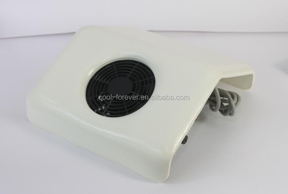 New Design White Color Nail Dust Vacuum Nail Salon Equipment - Buy ...