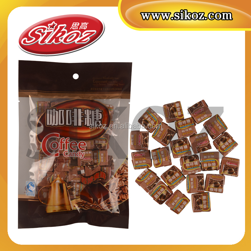 SK-R097 Coffee Chewy Candy