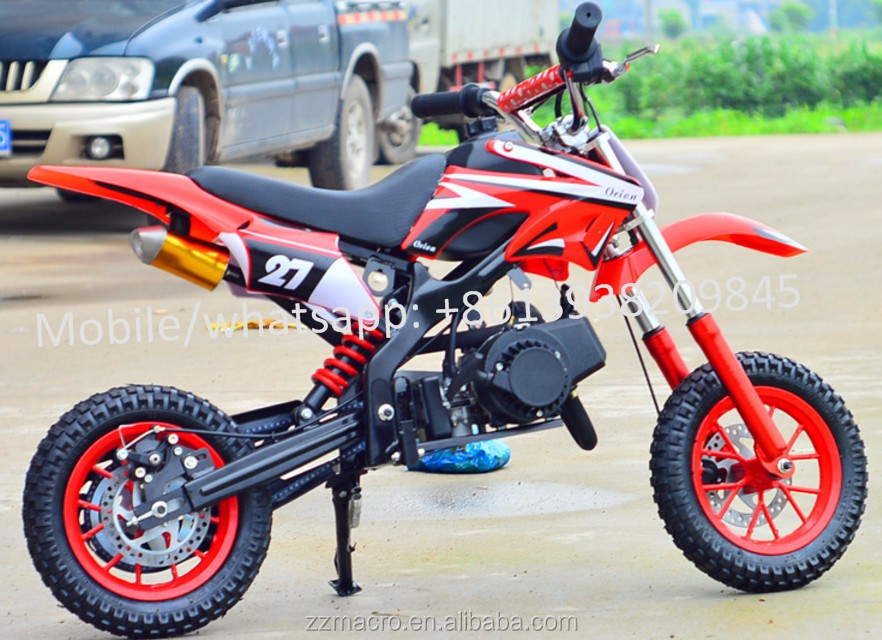 49cc Kids Motorcycle 2 Stroke 49cc Mini Gas Kids Dirt Bike For Cheap ...