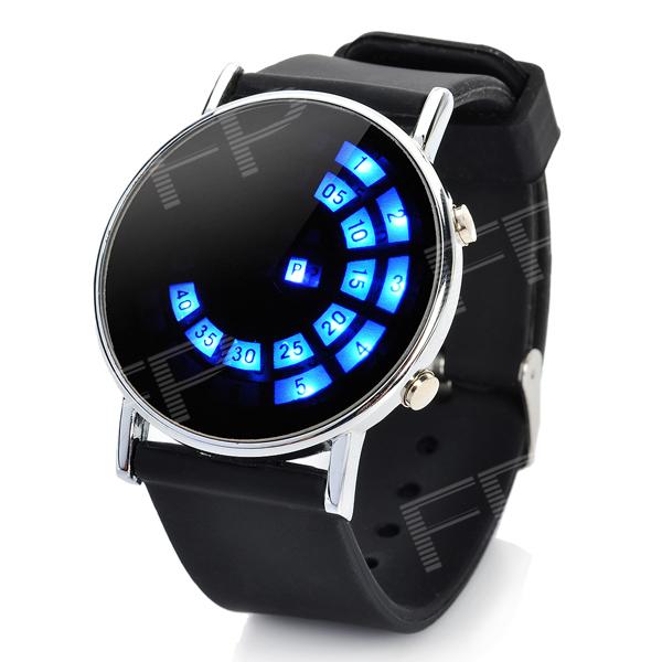 led watch black - photo #7