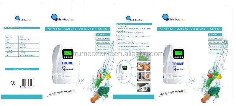 500mg/h Portable Commercial Ozonator,Walmart Ozone Generator - Buy Portable  Commercial Ozonator,Portable Ozone Generator,Walmart Ozone Generator