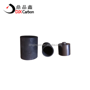 Custom Metal Melting Pot High Temperature Graphite Cast Iron Crucible
