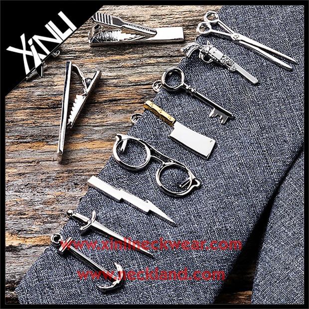 Machen Sie Ihr Eigenes Geschäft Männer Geschenkset Tie Clip mit Box
