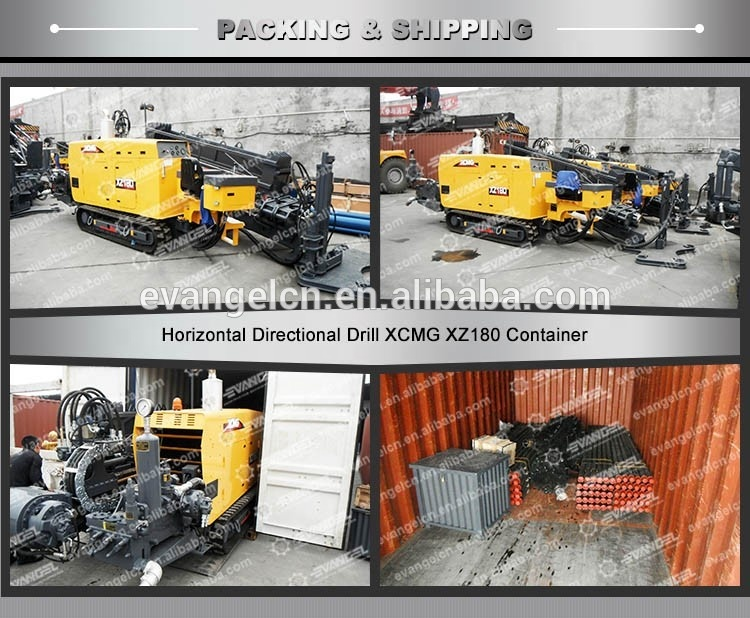 XCMG HDD Machine Horizontal Directional Drilling Machine XZ200, XZ320, XZ420