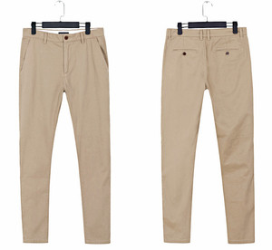 china manufacturer sales men twill khaki chino pants