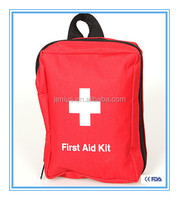New Portale Travel Outdoor Emergency First aid kit with first aid guide