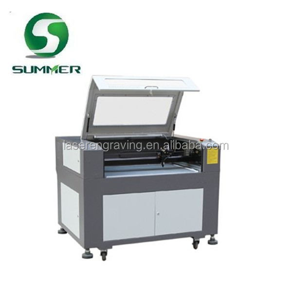 SM-6040N small glass bottles laser engraving machine for on sale