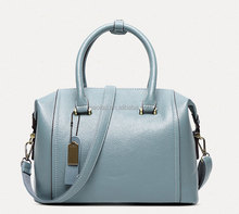 Women Pu Leather Shoulder Handbag Fashion Bag Lady Tote Bags