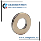 N52 large radial magnetization neodymium ring magnet