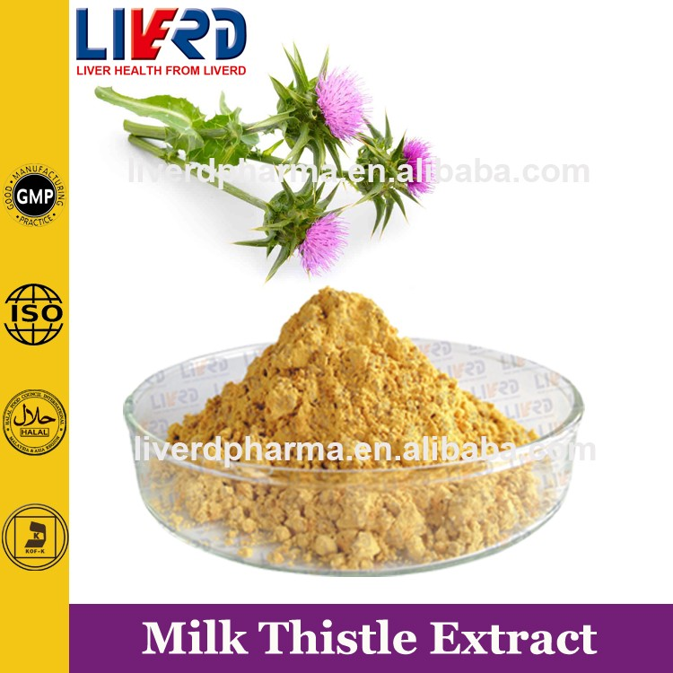 25:1 Milk Thistle Holy Thorn Extract