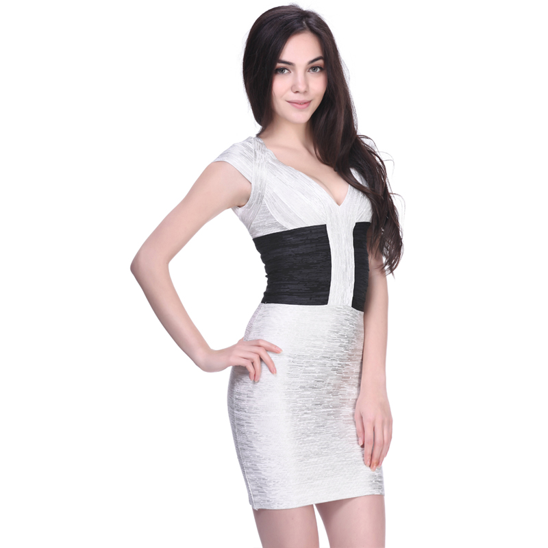 Black And White Party Dress Cheap School Girls Without Dress - Buy ...