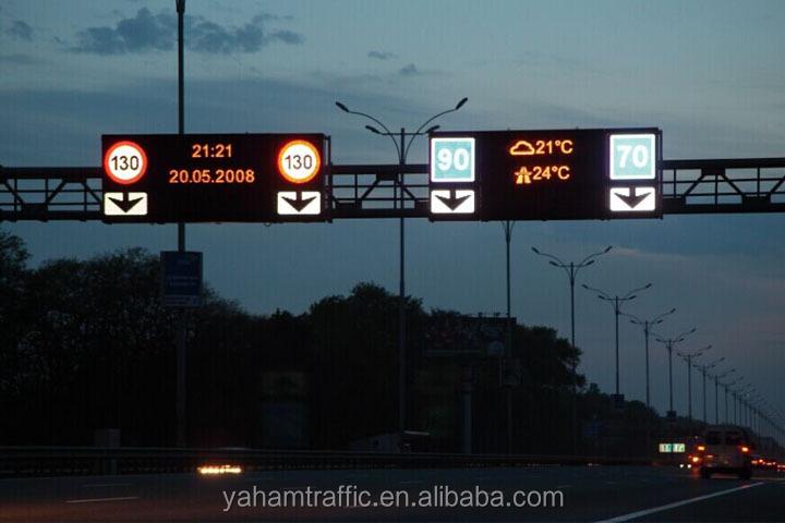 Sinal de trânsito levou placa do sinal de tráfego avisar Por Favor encontrar YAHAM higway fabricante preço com desconto de Qualidade garantida