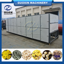 large drying area and small surface area raisin dehydrator drying machine