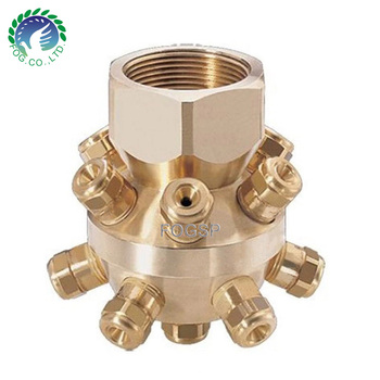 Brass 360 Rotating Cleaning Tank Washing nozzle for Large Tank