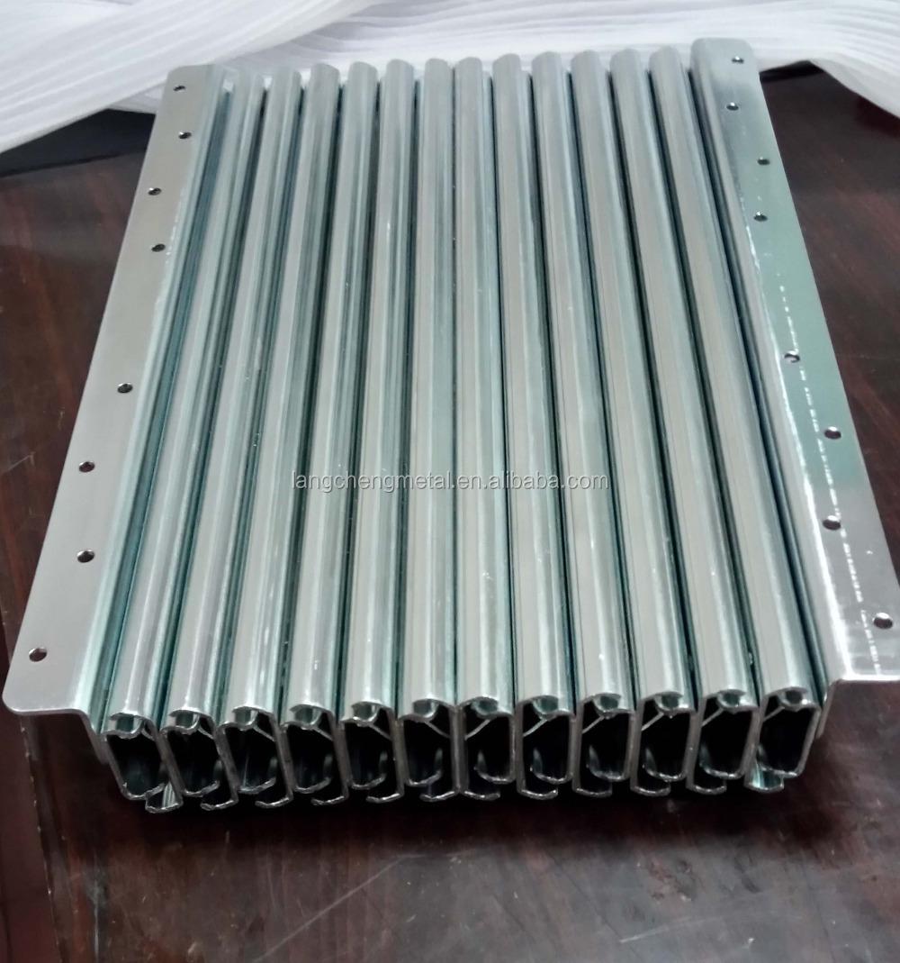 Multi Section Folding Table Slideextension Mechanism