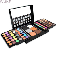 Waterproof And Long Lasting Beauty Cosmetics 78 Color Makeup Set