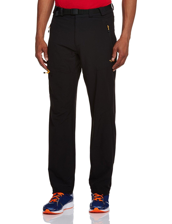 Walk Shorts Men's Black / Orange Zinnia 44