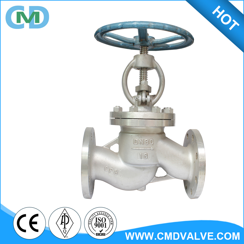 Flow control API 600 S pattern Flanged connection Globe valve price