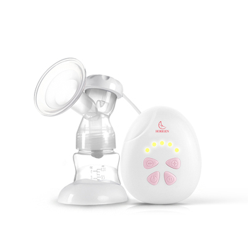 Electric single use breast pump, breastfeeding pumping machine for baby and mom use breast pump electric