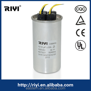 Cbb65f 1 Ac Motor Capacitor Price