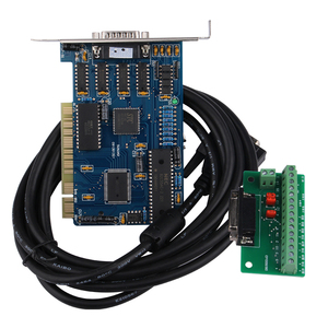 3/4 Axis USB motion control card FOR CNC MACHINE breakout interface board