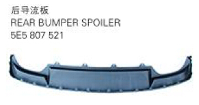 Oem 5e5 807 521 For Skoda Octavia 2013- Auto Car Rear Bumper ...