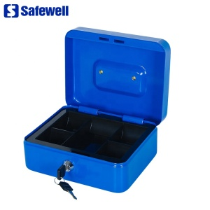 Safewell YFC-20 Portable Square Money Safe Box with Lock