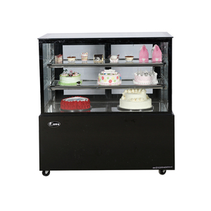 Best selling products refrigerator cake display Of Low Price