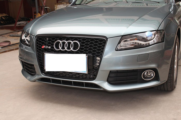 For Audi A4 B8 Change Rs4 B8 To Rs4 B8 Front Grille Buy Rs4 B8