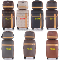 2015 new design luggage sets suitcase trolley bag for business travel