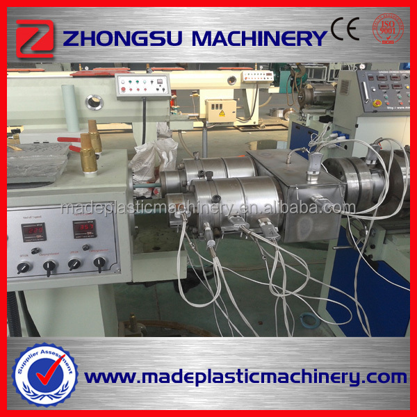 Professional manufacturer of plastic pipe extruder
