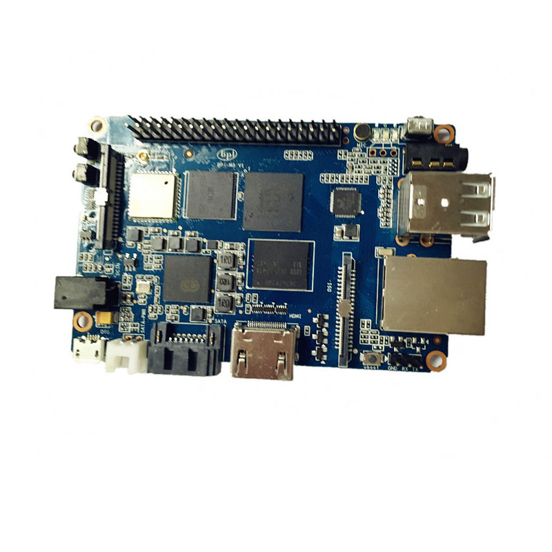 Octa core single board computer BPI-M3 support MIPI and HDMI video output better than ODROID-C2