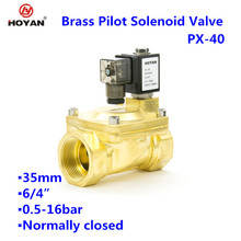 "PX-40 Pilot type,Easy using 6/4""inch valve China supplier,NBR seals"