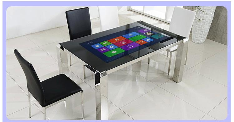 Diy Multi Touch Screen Smart Table For Kids View Touch Screen