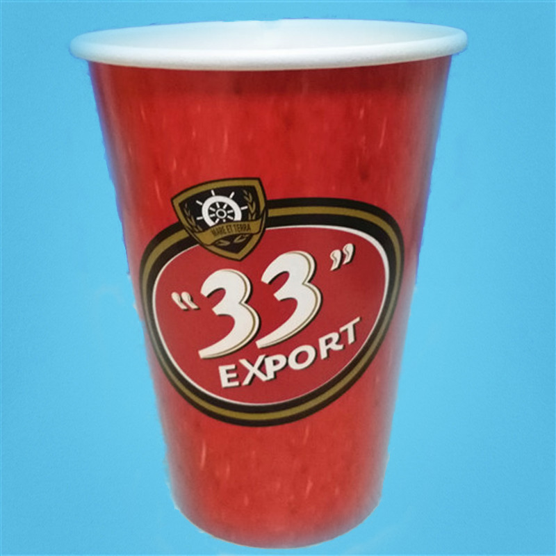 16oz takeaway cold hot drink paper cup coffee paper cups