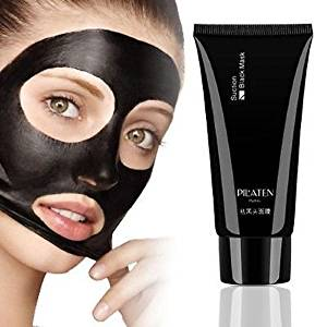 PILATEN Deep Cleansing Purifying Peel Off Nose Blackhead Remover Mask Acne Treatments Suction Black Facial Mask (1 Pcs)
