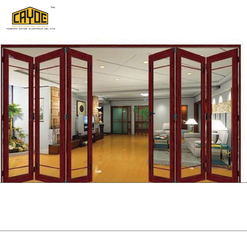 Japanese Plastic Patio Lowes Frameless Glass Aluminium Folding Doors