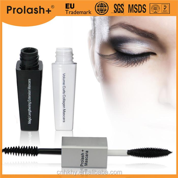 Prolash Lengthening Eyelash Fiber Mascara Waterproof Mascara Double
