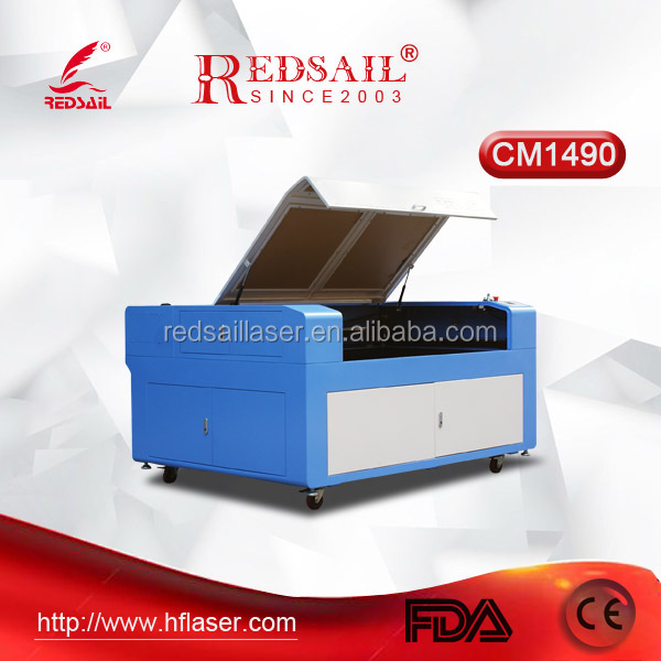 Agent wanted redsail100W CO2 CM1490 Laser Cutting Machine mass