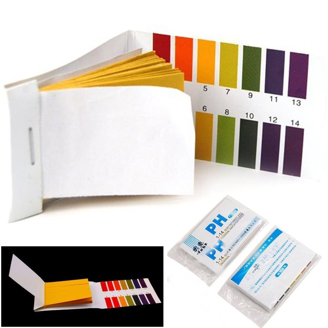 Cheap ph test strip color chart find ph test strip color chart get quotations 160 tester first class popular ph test strips universal litmus sensitive evaluate with color chart nvjuhfo Images