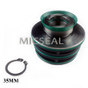 35MM Cartridge Seal For Flygt Plug-in 2670/3153/5100.211/5100.220/2100.211
