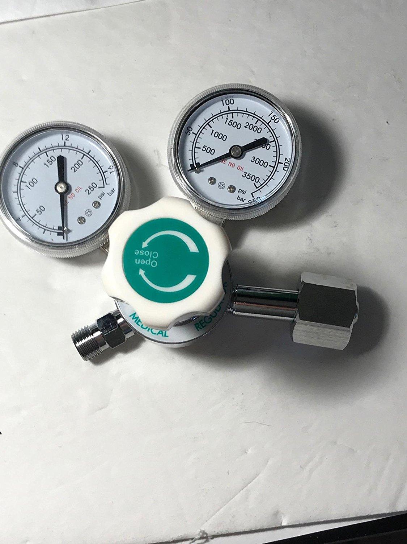 0781-9400 Medium Duty Victor Oxygen Regulator G250-150-540