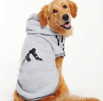 08191387abf5 hot sale model factory supplier xxxl dog clothes large dog hoodies dog  apparel