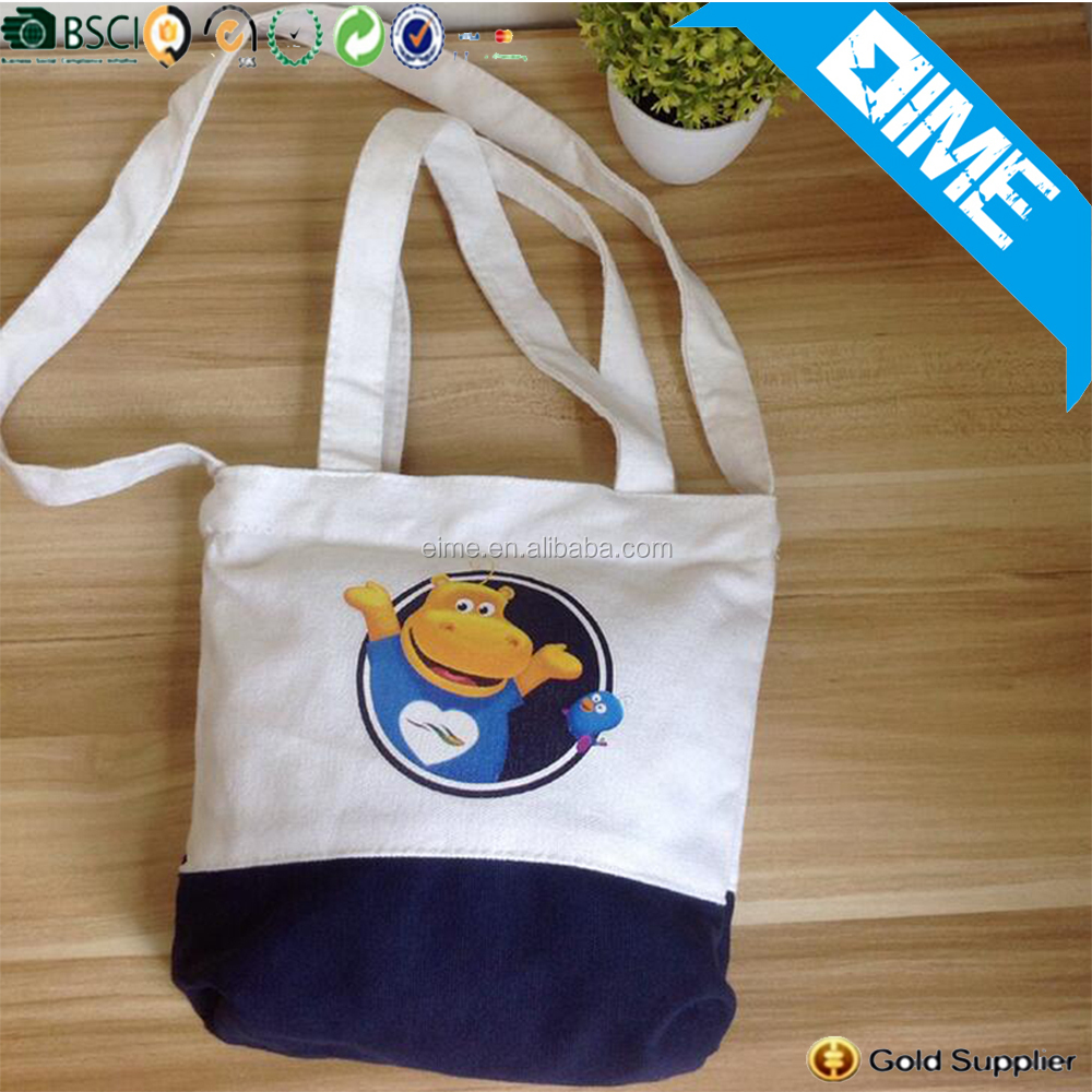 Online Market Wholesale Standard SizeFor Promotion Shopping Tote Cotton Bag