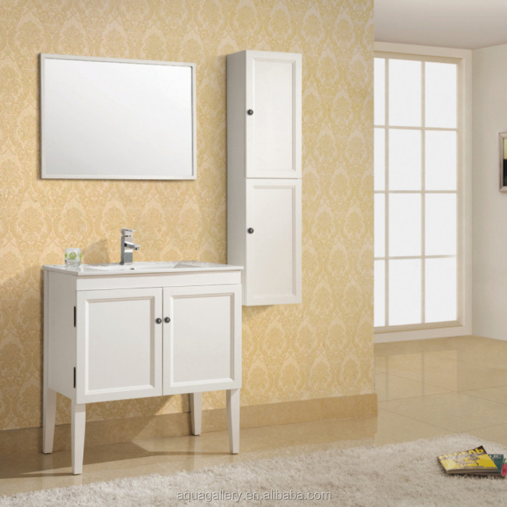 Cheap Price Wash Basin Cabinet With Double Door - Buy Wash Basin ...
