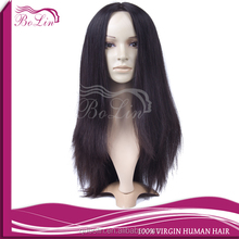 european hair kosher jewish wig Silky human hair lace front wigs