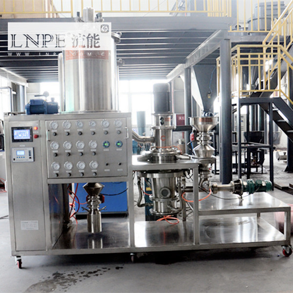 Grinding Machine for RDX pulverizing powder/jet mills /grinding machine with classifier/powder