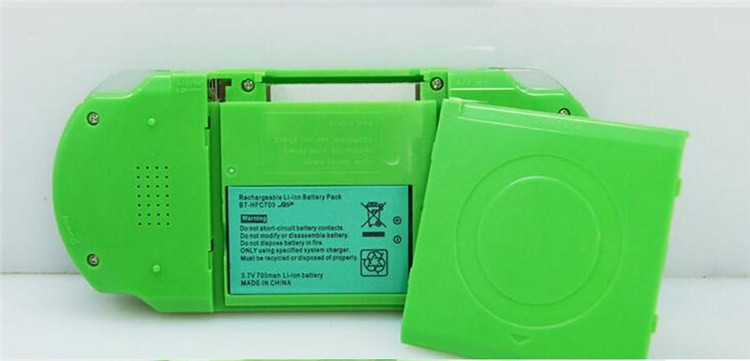 Children classical player video portable game