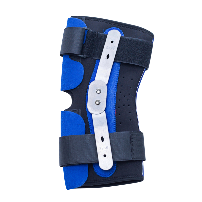 HYL-9926 Wholesale adjustable neoprene knee support hinged knee brace